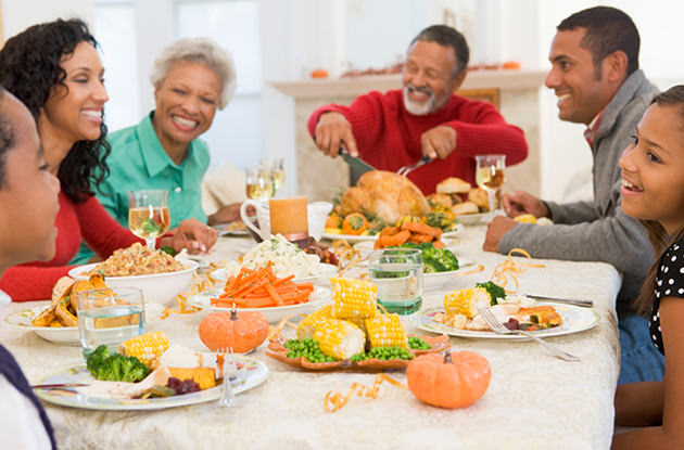 How get your family love reconnecting dinner