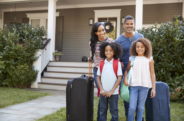 Protect Your Home For Vacation