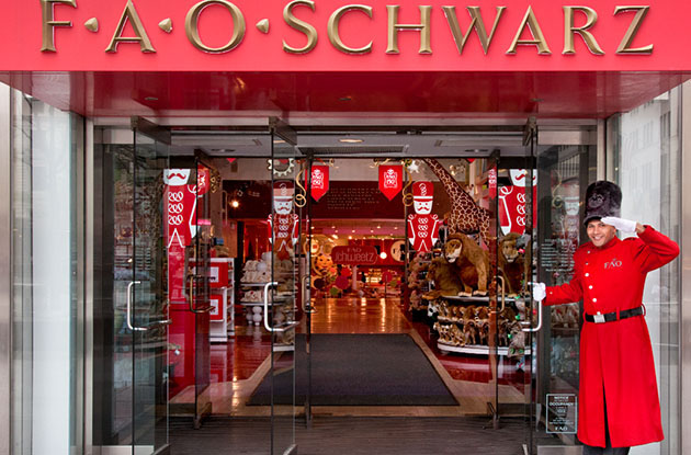 FAO Schwarz Reopens as a Pop-Up This Holiday Season