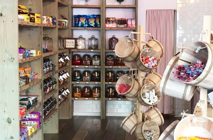 Vintage Candy Shop Opens in South Slope
