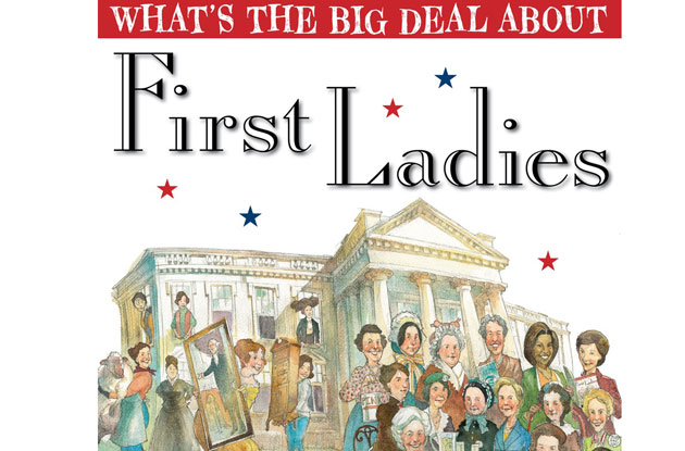 Interview with Ruby Shamir: Author of 'What's The Big Deal About First Ladies'