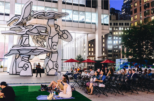 Fosun Plaza's Free 'Throwback Thursday Film Series' to Begin in July