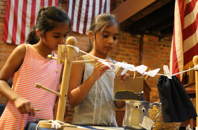 Learn About Revolutionary War Spies with Your Kids During Spy Week at Fraunces Tavern Museum
