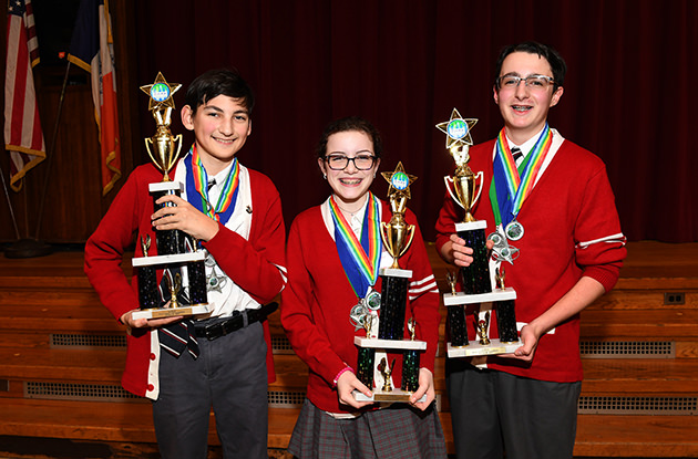 Long Island Students Win Engineering Competition Regional Finals