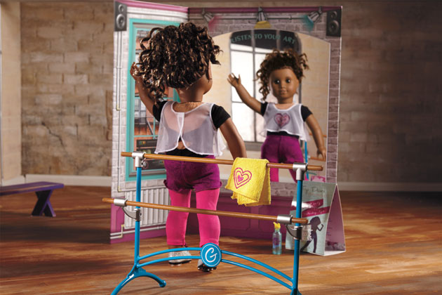 American Girl Debuts New 2017 Girl of the Year Doll, Gabriela McBride
