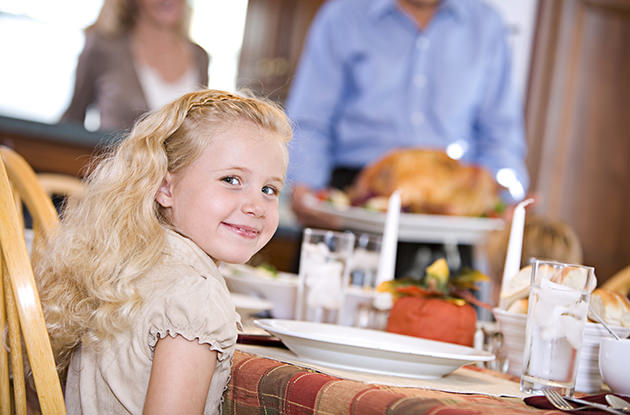 How To Teach Your Kids to be Thankful