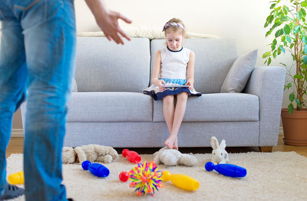 How Can I Get My Preschooler to Clean Up?