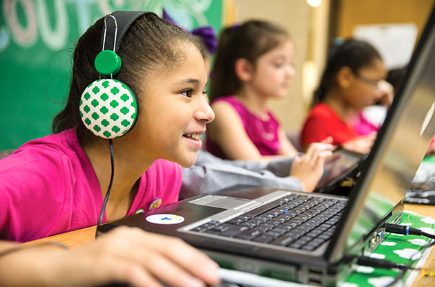 Girl Scouts Introduces Cyber Safety Patch