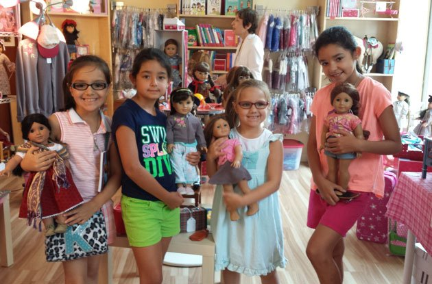 American Girl Resale Boutique to Host In-Store Activities This Fall