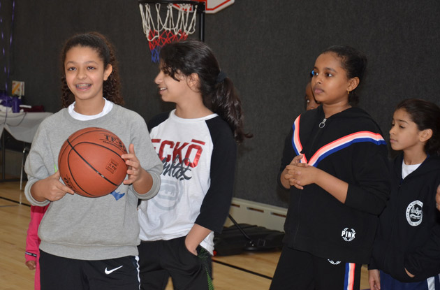 Girl's & Boy's Basketball and Beyond Offers Basketball Programs in Woodside