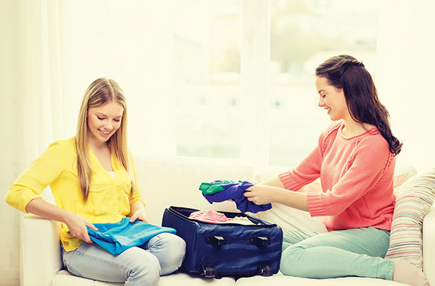 Helping a Child Cope When an Older Sibling Goes to College