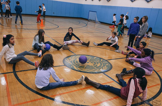 The United Nations International School in Kips Bay Offers Education with an Eclectic Flair