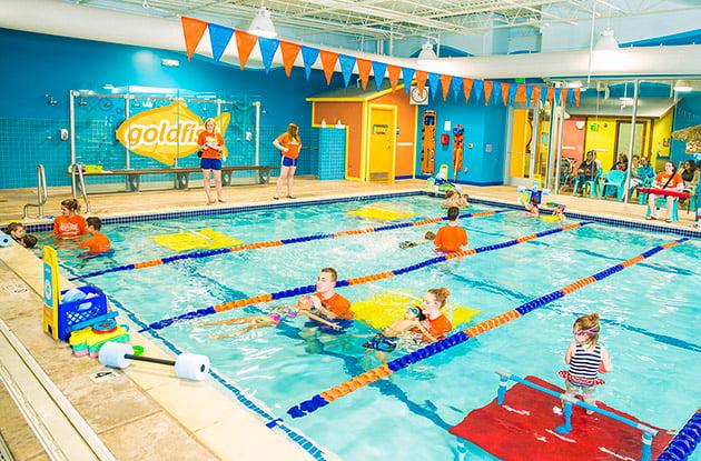 Goldfish Swim School to Open Farmingdale Location