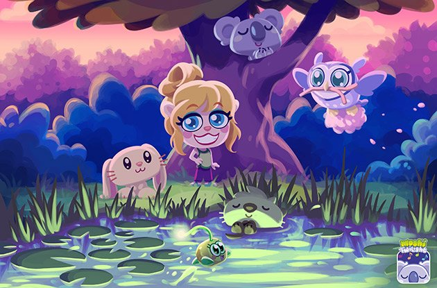 Moshi Twilight App's New Story for Kids Will Feature Goldie Hawn's Voice