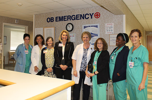 Good Samaritan Hospital in Suffern Opens Obstetrics Emergency Department
