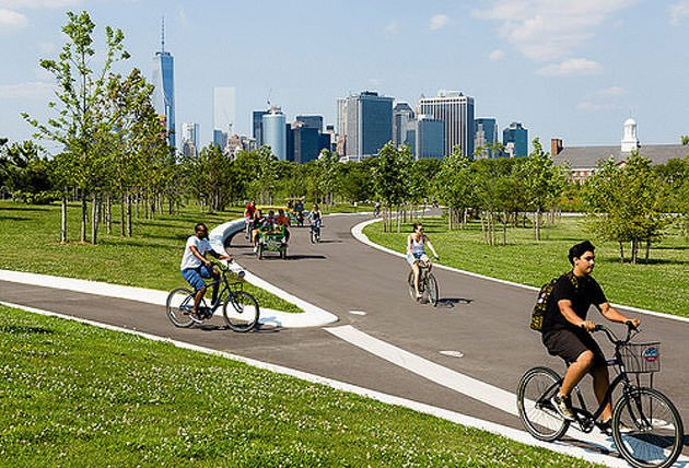 Governors Island Set to Open for the Summer on May 1