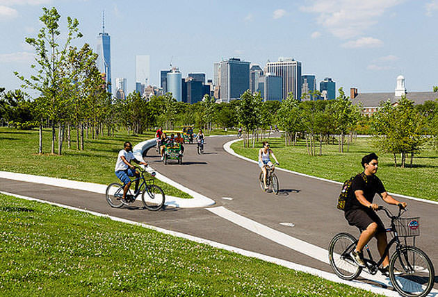 Governors Island to Open Early This Year