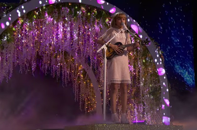 New York's Own Grace Vanderwaal Wins America's Got Talent