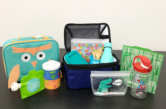How to Green Your Lunch Box: Product Roundup