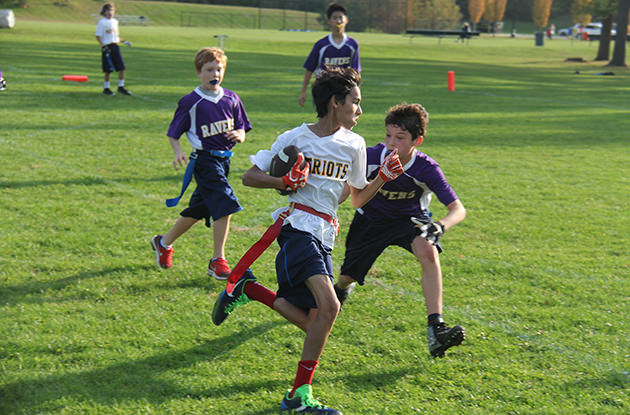 Green Vale School Leads the Switch to Flag Football on Long Island