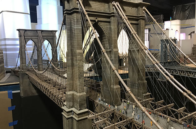 See the World in Miniature at Gulliver's Gate in Times Square