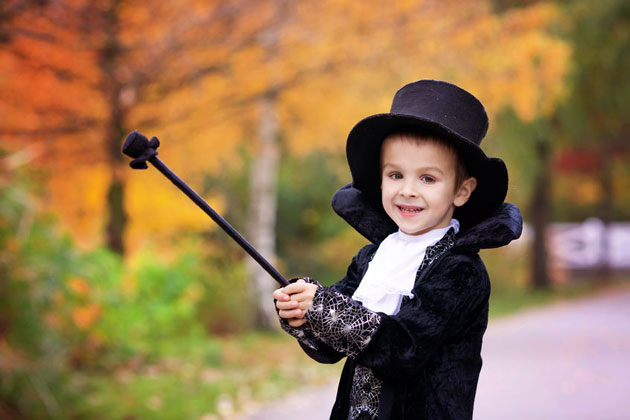 Halloween Events in NYC Parks