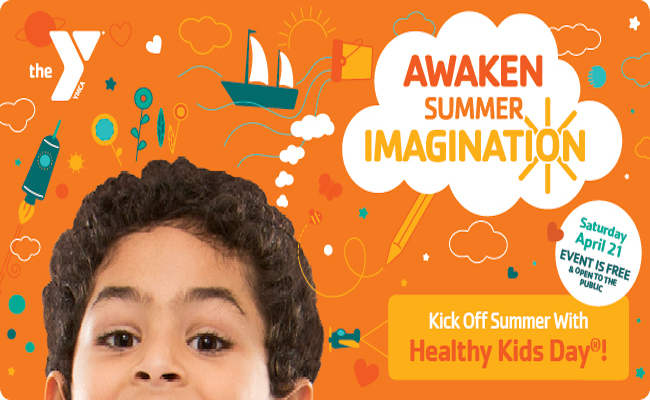 New York City YMCA's to Celebrate Healthy Kids Day