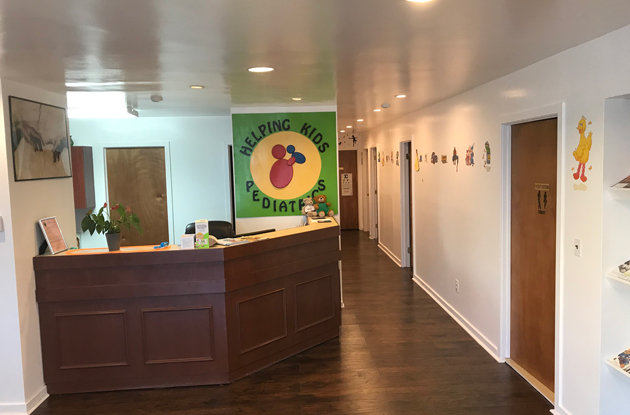 Helping Kids Pediatrics Moved to a New Location in October 2018