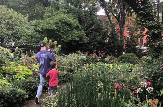 10 Hidden Gardens in NYC You'll Want to Keep a Secret