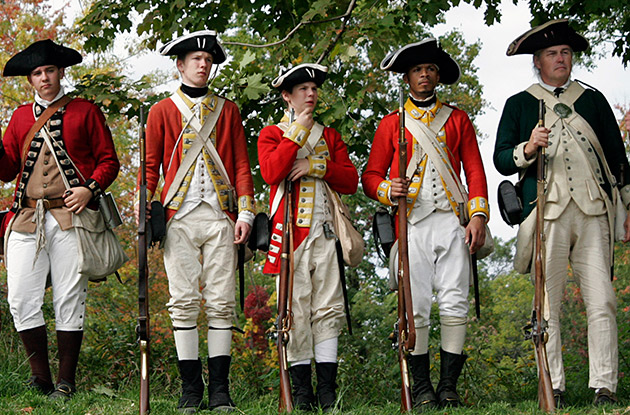 6 Must-See Revolutionary War-Era Historical Sites in Orange County