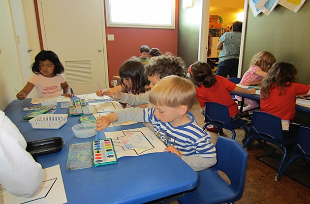 ¡HOLA! A Playgroup in Spanish Offering Summer Sensory Mini-Camps in July