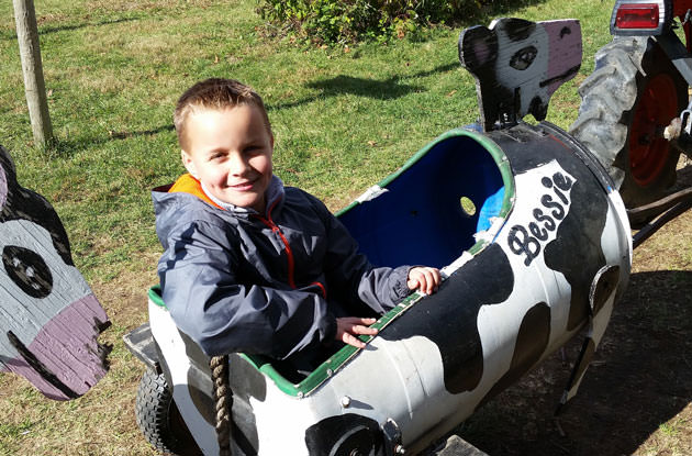 New Offerings For Kids at Hurds Family Farm