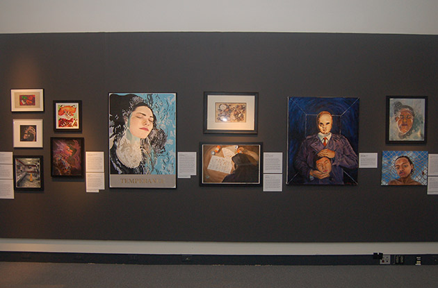 The Bruce Museum in Greenwich Exhibits Local High School Talent