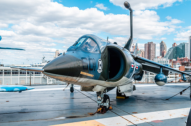 Intrepid Sea, Air, and Space Museum Celebrates 30th Annual Fleet Week
