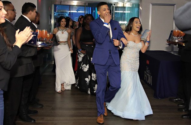 Inwood Academy Celebrates Prom with TLC's 'Say Yes to the Prom'