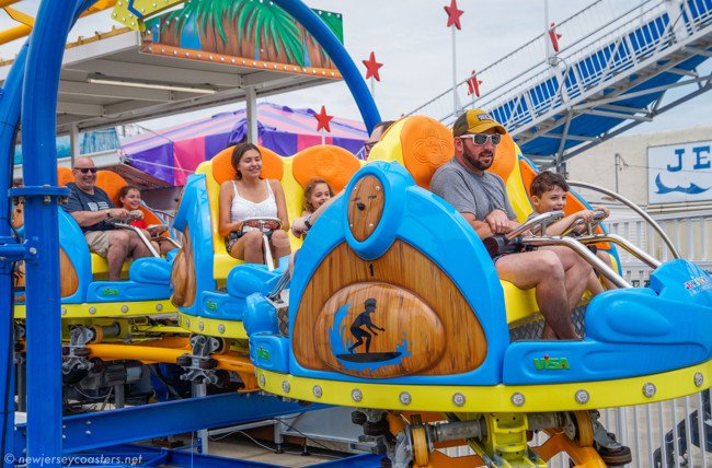 3 New Rides Are Coming to Jenkinson's Boardwalk This Summer