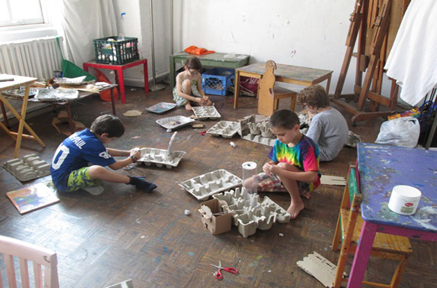 Joan's Summer Art Camp in the West Village Offers Unique Summer Program for Children Ages 8 to 11