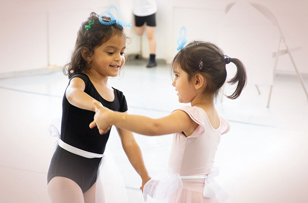 Joffrey Ballet School Adds Broadway Theater, Children's, and Youth Ballet in Long Island City