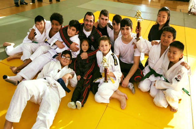 The International Judo Center Offers Training for Kids and Adults