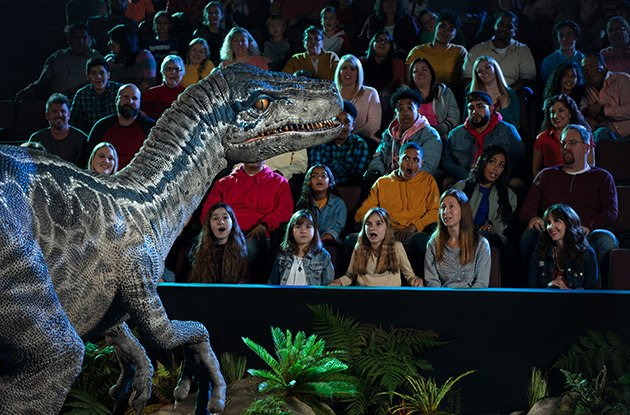 Tickets for Jurassic World Live Tour are Now On Sale