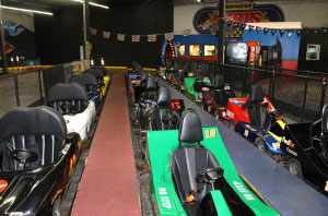 Karts Indoor Raceway Is Now Karts Indoor Amusement Center