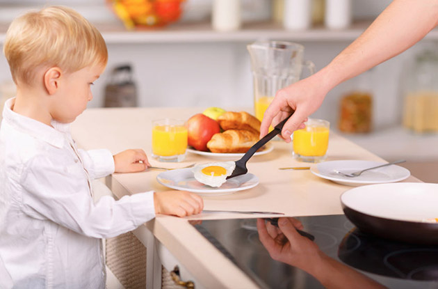 In more ways than one, eating a nutritious breakfast is crucial for maintaining health and energy in kids and adults alike. Breakfast improves cognitive functioning, leads to healthier food choices throughout the day, and refuels the body to kick-start atclothactur.gqd: Aug 01,