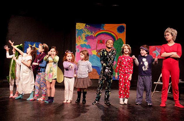 Theater School for Kids to Add Lower Manhattan Camp