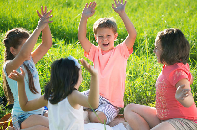 How To Keep Kids Healthy at Camp