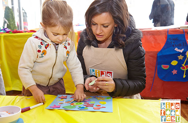 Kids Food Fest 2017 to be Held at Westfield World Trade Center in Tribeca