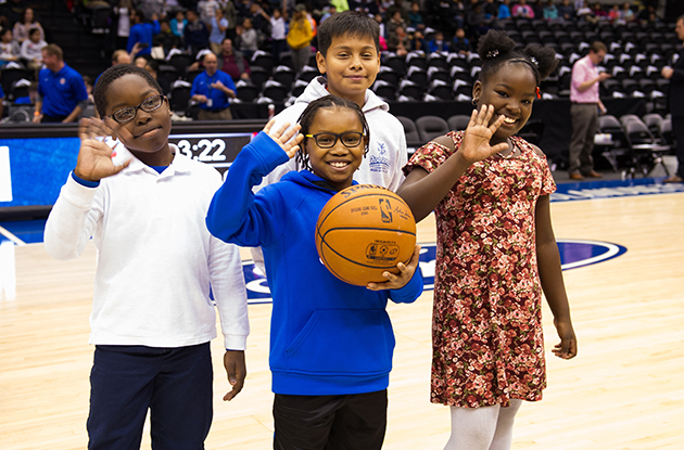 Here's How Kids Can Attend Long Island Nets Games and the New York Open for Free