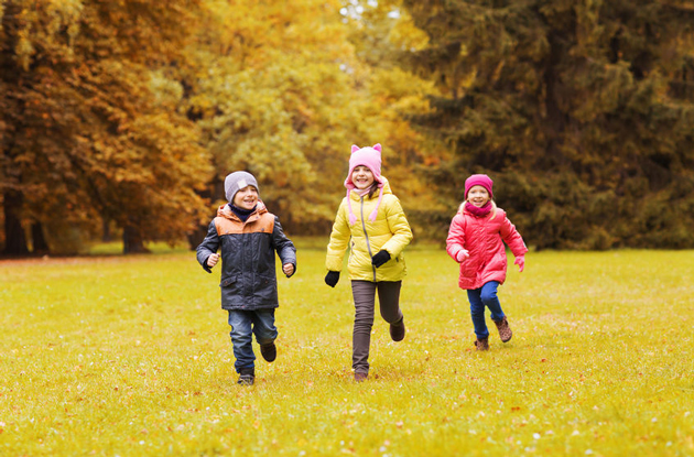 The Health Benefits of Playing Outside