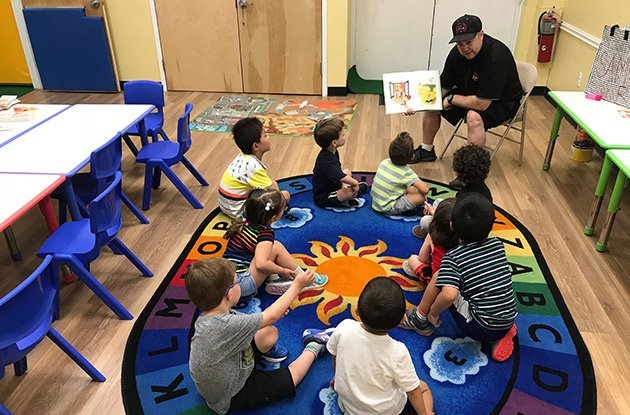 Kids In Sports Scarsdale Opened a Pre-School Program