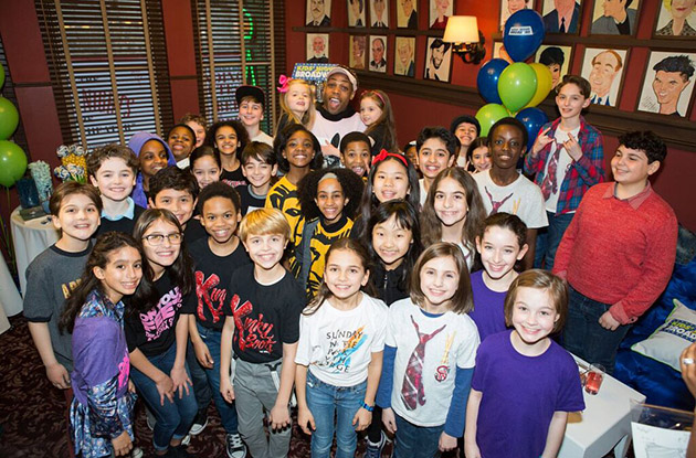 Tickets Now on Sale for Annual Kids' Night on Broadway