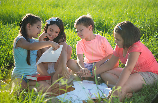 4 Benefits Children Can Gain From Camp and How to Prepare Them